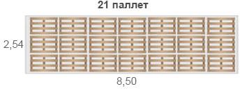 21pl-2.54-8.50